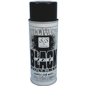 Jet Black Paint Sullivans