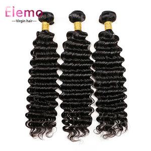 All Textures Peruvian Virgin Hair 3 Bundles/Lot