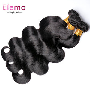 Malaysian Body Wave Virgin Hair 3 Bundles/Lot