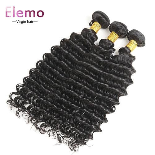All Textures Indian Virgin Hair Bundle 1PCS