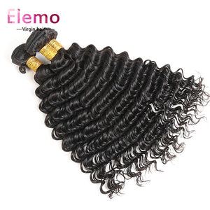 Deep Wave Bundles Brazilian Hair 3 Bundles/Lot