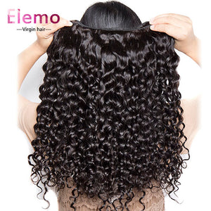 Peruvian Water Wave Virgin Hair 4PCS/Lot