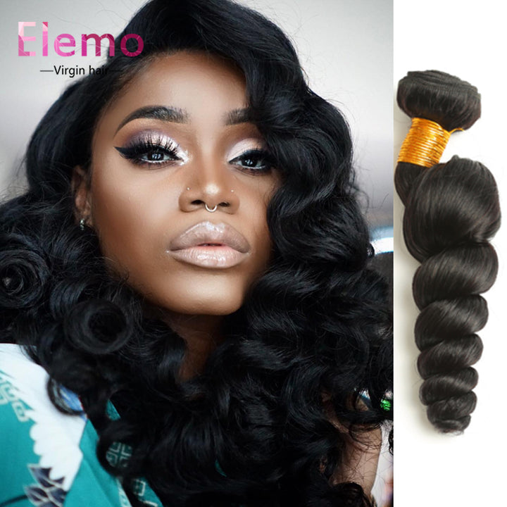 Malaysian Loose Wave Virgin Hair Bundle