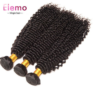 Indian Kinky Curly Human Hair Bundle