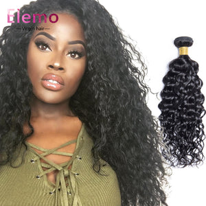 Indian Hair Water Wave 4 Bundles/Lot