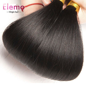 Indian Straight Virgin Hair Extensions