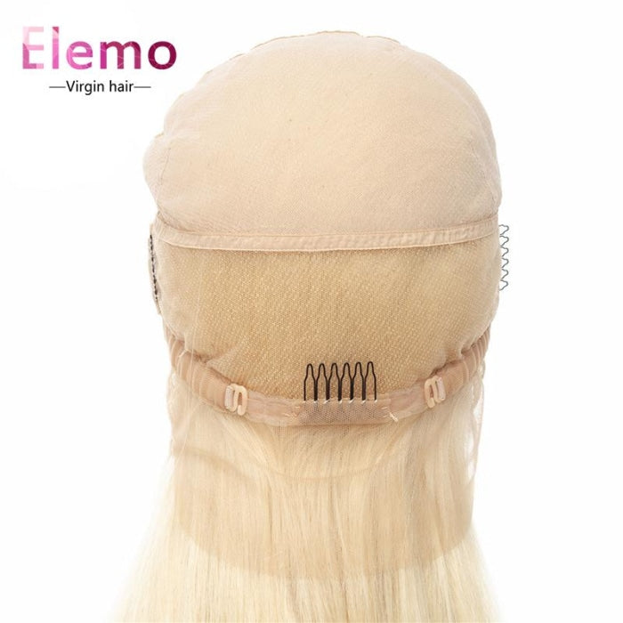 613 Blonde Body Wave Full Lace Wig Wigs