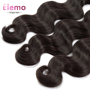 All Textures Brazilian Virgin Hair 3 Bundles/Lot