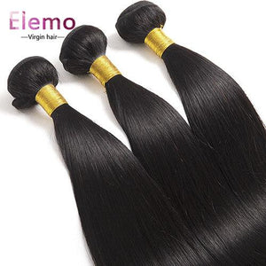 All Textures Peruvian Human Hair Bundle 1 PCS