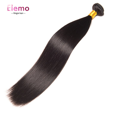 Unprocessed Brazilian Virgin Human Hair Bundle 1 Pcs