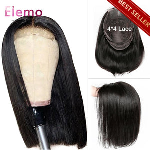 lace closure bob wig