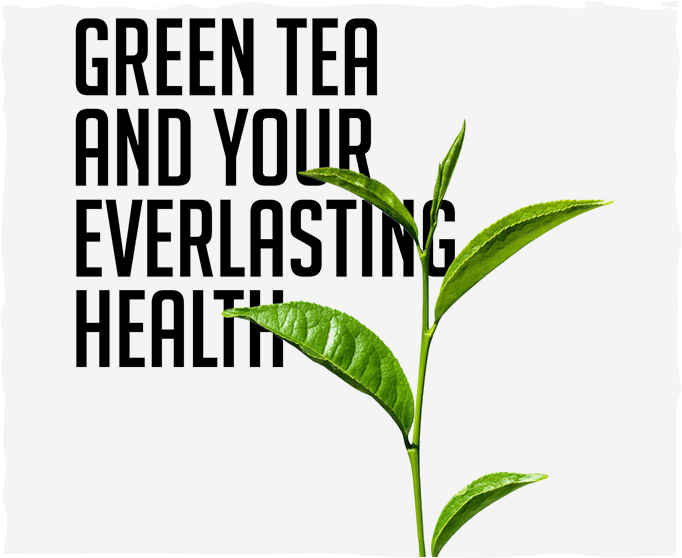 Green Tea and Your Everlasting Health: It's a Match(a)!