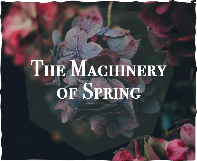 The Machinery of Spring