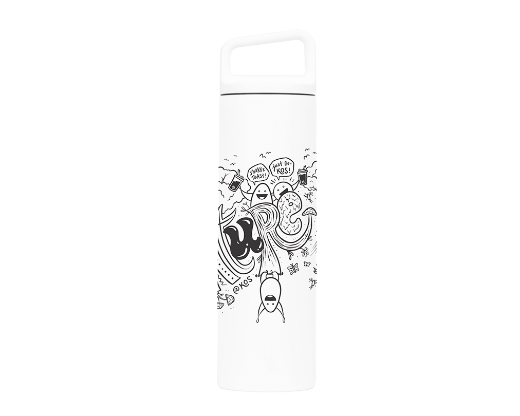 KOS Insulated Bottle 20oz