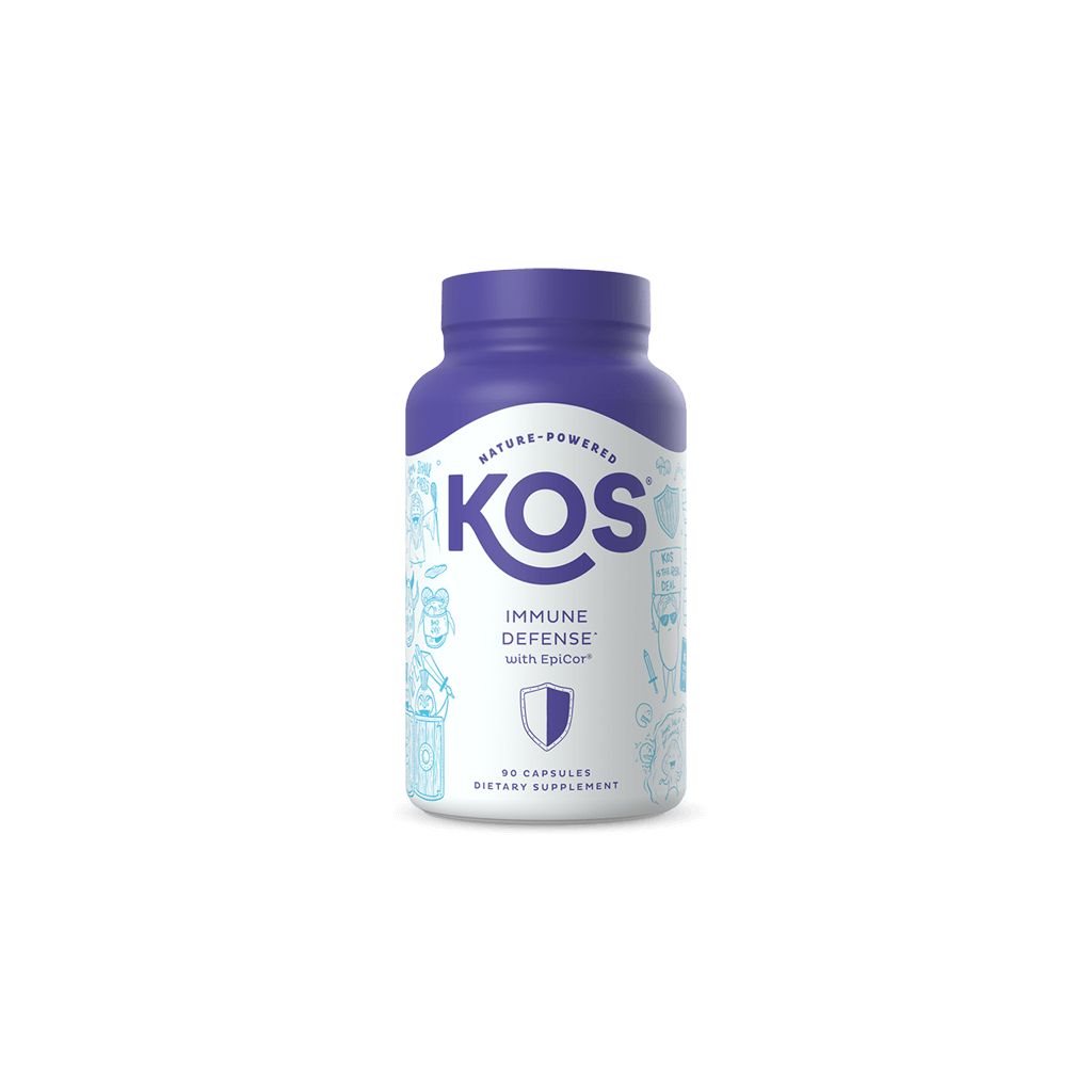 KOS Immune Defense with EpiCor®