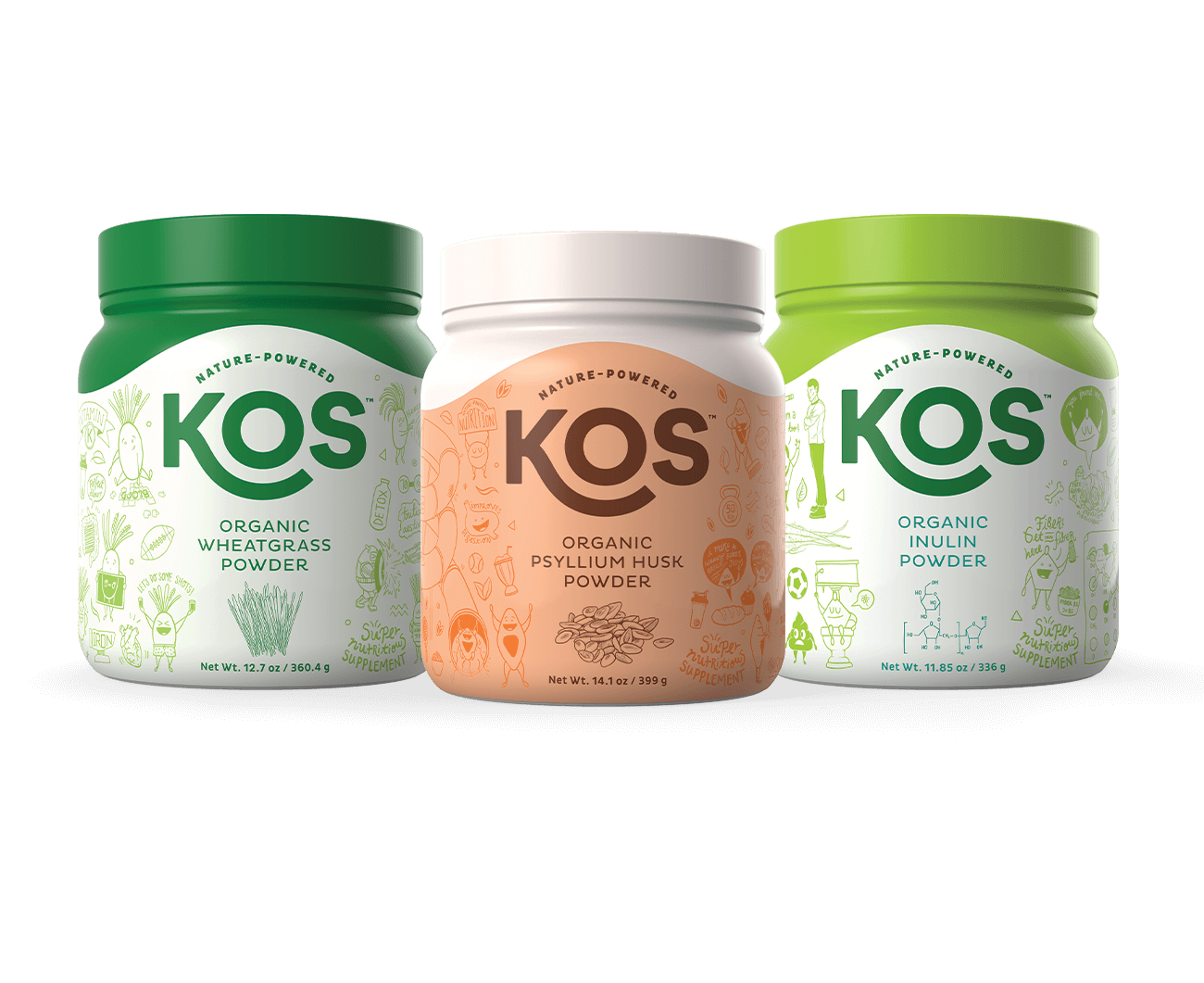 KOS Smooth Move Digestion Bundle