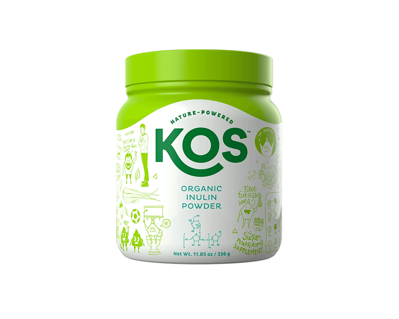 KOS Organic Inulin Powder