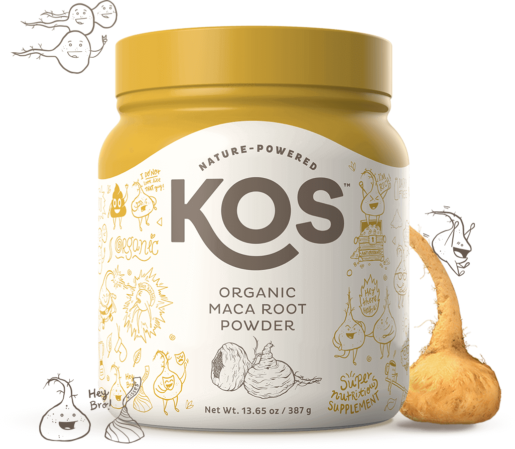 KOS Organic Maca Root Powder