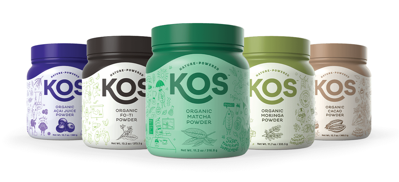 KOS Skin Beautifying Bundle