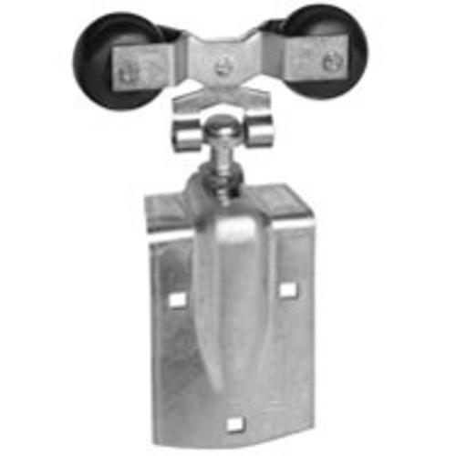 National Manufacturing 193730 Flexibe Round Rail hanger, Zinc