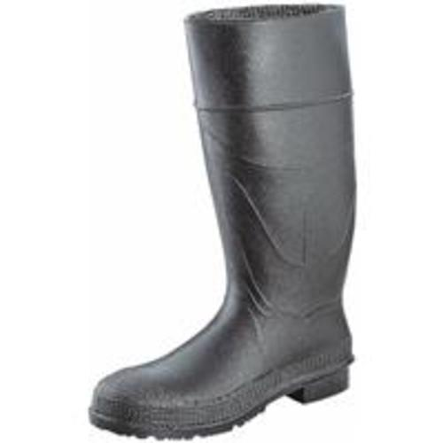 Servus 18822-8 Molded PVC Boot, 8, Black