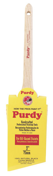 Purdy 140024030 Adjutant Angle Sash Paint Brush, 3