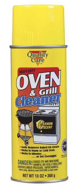Quality Care QCBL00011 Oven Cleaner, 13 Oz