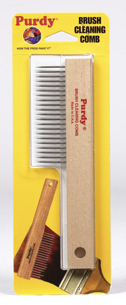 Purdy 140068010 Brush Cleaning Comb
