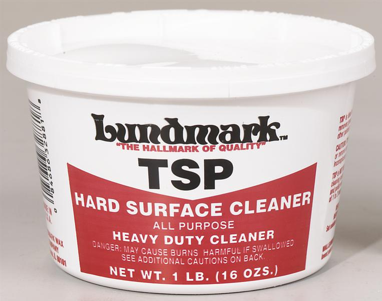 Lundmark 3287P001-6 TSP Heavy-Duty Cleaner, 1 lbs