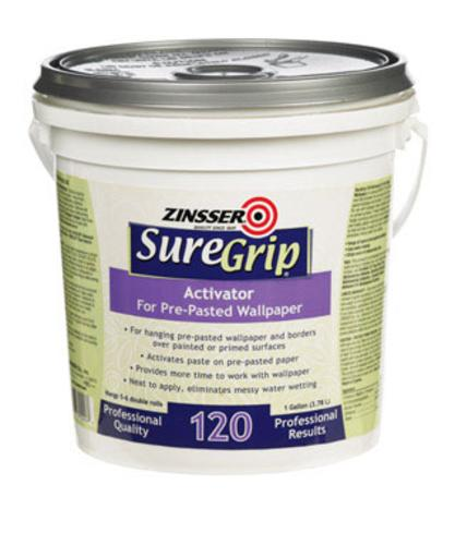 Rust Oleum 2906 Suregrip Activator For Pre Pasted Wallpaper Adhesive Gallon