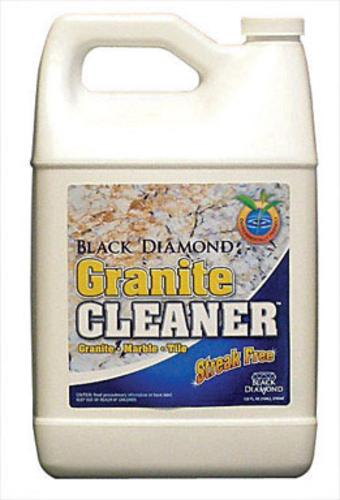 Black Diamond 302 Granite Cleaner, 128 Oz