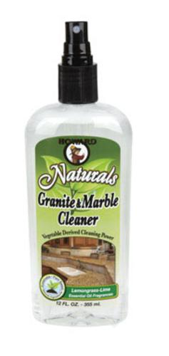 Howard GM5012 Granite And Marble Cleaner, 12 Oz