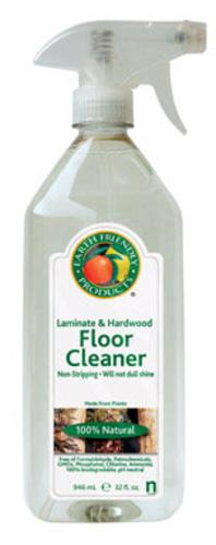 Earth Friendly Pl972532 Hardwood Floor Cleaner, 32 Oz.