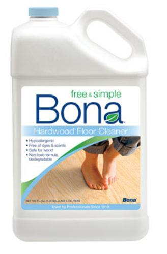 Bona Wm760056001 Hardwood Floor Cleaner Refill, 160 Oz