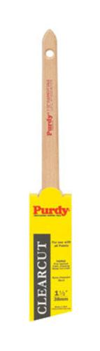 Purdy 140080115 Clearcut Dale Angled Paint Brush, 1.5