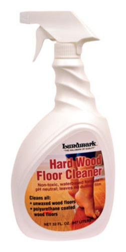 Lundmark 3539f32-6 Hardwood Floor Cleaner, 32 Oz.