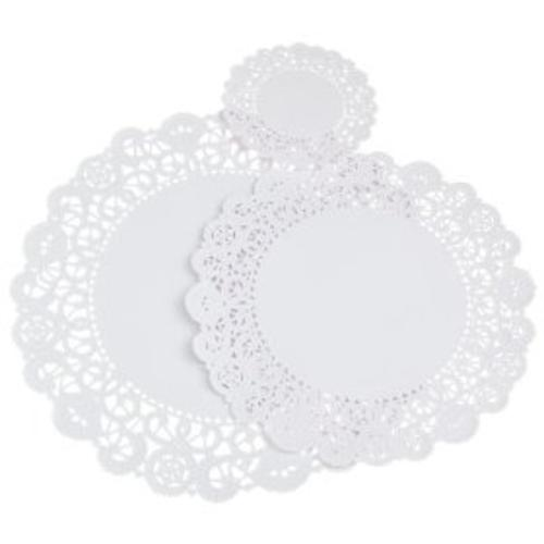 Regency 2222 Paper Doilies, Assorted Sizes