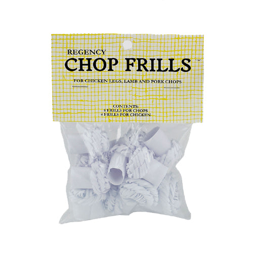 Buy chicken drumstick paper frills - Online store for kitchen tools and gadgets, other accessories in USA, on sale, low price, discount deals, coupon code
