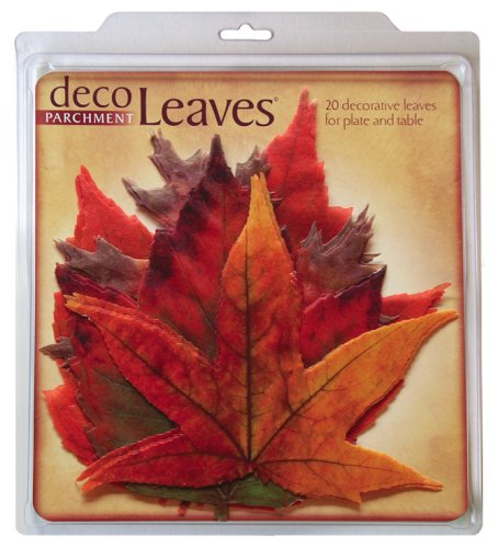 Buy deco leaves parchment - Online store for kitchenware, tabletop accessories in USA, on sale, low price, discount deals, coupon code