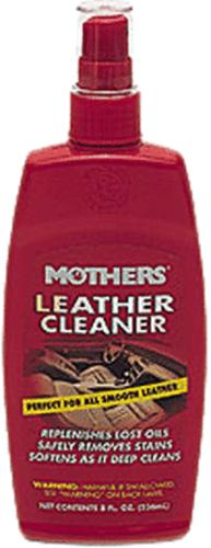 Mothers 06412 Leather Cleaner, 12 Oz