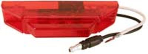 Truck-Lite 82140 LED 35-Series Clearance/Marker Sealed Lamp, 12 V, Red