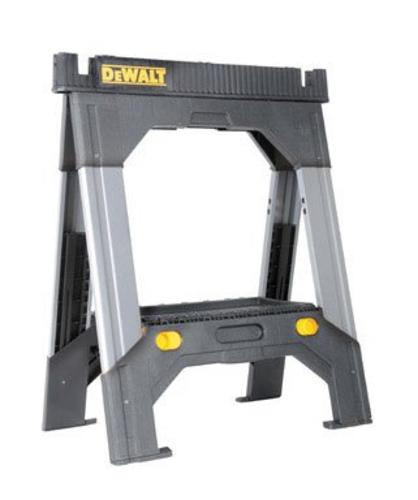 Dewalt DWST11031 Adjustable Saw Horse, Plastic