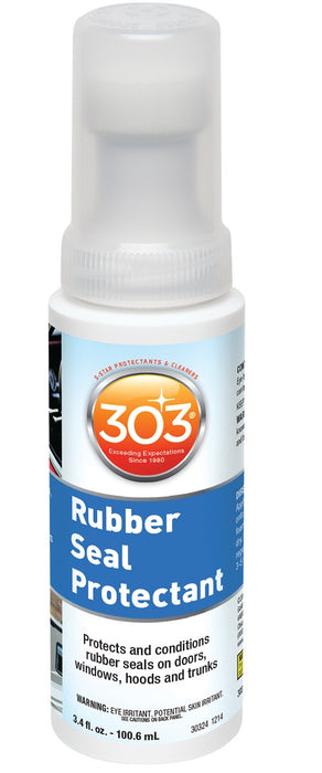 303 Products 30325 Rubber Seal Protectant, 3.4 oz