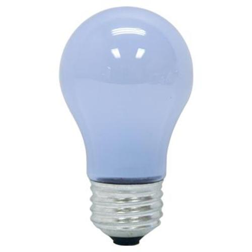 GE 48697 Reveal Incandescent Bulb, Warm White, 2/Pk