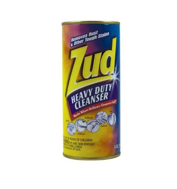 Zud 540906 Heavy Duty Cleanser, 6 Oz.