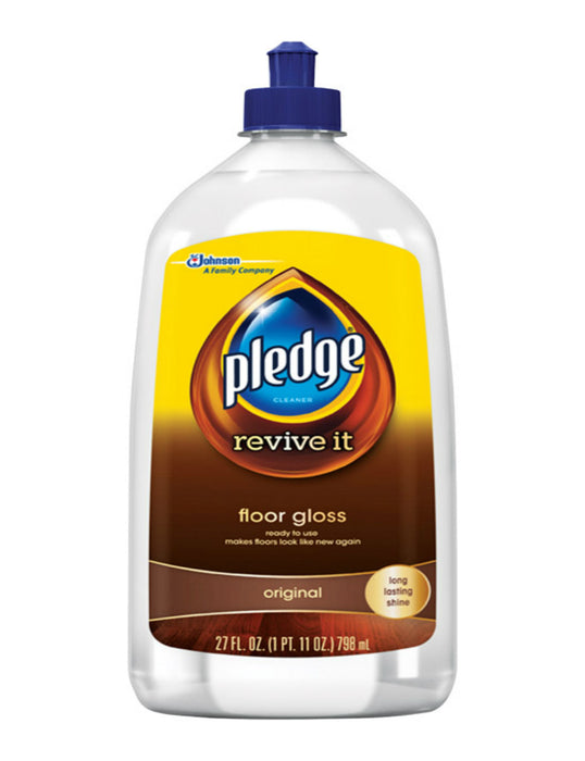 Pledge 11182 Multi-Surface Floor Care, 27 Oz
