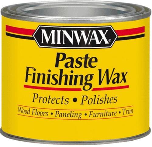 Minwax 78600 Paste Finishing Wax, Special Dark, 1 lbs