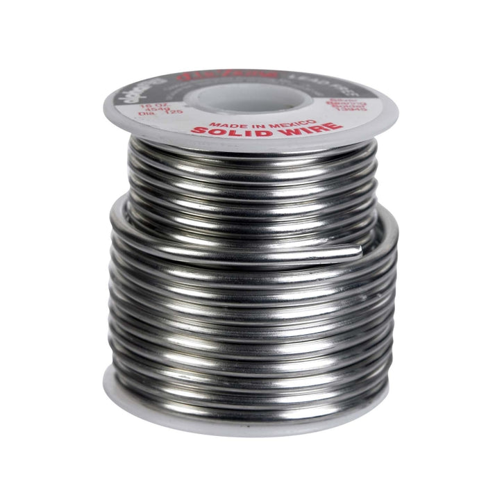 Alpha 13945 Lead-Free Solid Wire Solder, 16 Oz