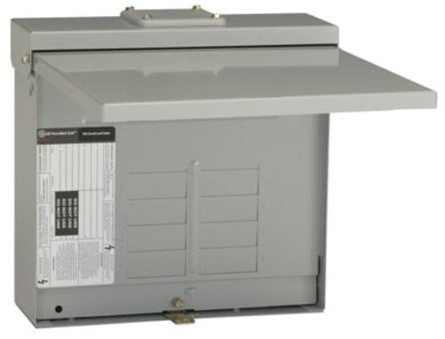 GE TLM612RCUP Outdoor Convertible Load Center, 125 Amp