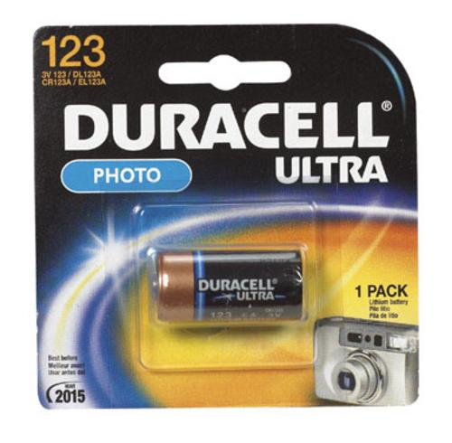 Duracell DL123ABPK  Photo Battery, 3 Volt